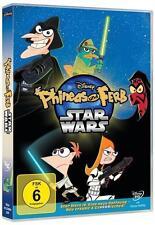 Phineas und Ferb - Star Wars DVD Disney NEU OVP