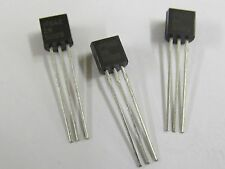 Transistor Thyristor 10 Stk/pcs Sortiment/Lot TO92 NPN PNP 2N4124,2N5089,2N4126+