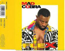 MAD COBRA - Flex CDM 7TR Hip Hop Dancehall 1992 (COLUMBIA)