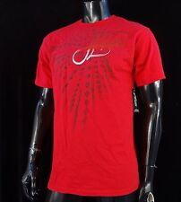 New Alpinestars Racing Motocross Sport Leopold Red Mens T shirt size Medium