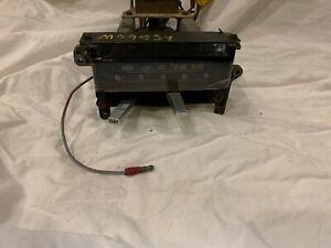 1969-1971 Lincoln Mark III Climate Control Thermostat Dash Heater Temperature