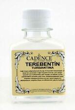 Cadence Terpentin 100 ml geruchslos Mal-mittel zeichnen Wischtechnik 301398/0001