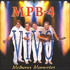 Mpb 4 : Melhores Momentos Live CD