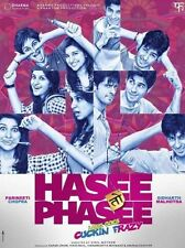 HASEE TOH PHASEE (2014) SIDDHARTH MALHOTRA, PARINEETI CHOPRA - BOLLYWOOD DVD