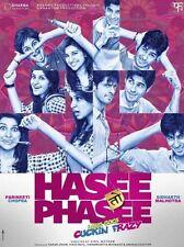 HASEE TOH PHASEE (2014) SIDDHARTH MALHOTRA, PARINEETI CHOPRA - BOLLYWOOD DVD