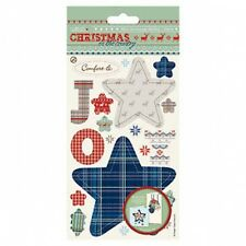 Papermania Christmas in the Country Mini Decoupage Medley - Joy
