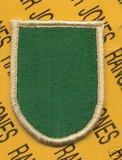 104th MI Bn 4 Inf LRS Airborne Ranger LRRP flash patch