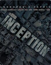 Inception Blu-ray/DVD SteelBook