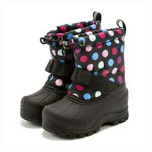 NEW Northside Frosty Toddler Waterproof Insulated Snow Boots