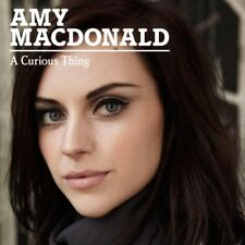 Amy Macdonald - Curious Thing [New CD]