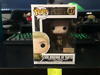 Funko Pop! Game Of Thrones Ser Brienne of Tarth BoxLunch Excl. IN HAND FAST SHIP