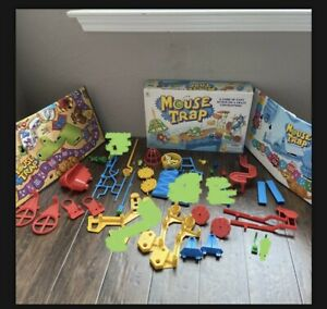 1999 And 2016 Mouse Trap Board Game Replacement Pieces Parts Only Not Full Game