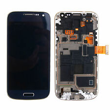 LCD Display Touch Screen Digitizer Frame For Samsung Galaxy S4 Mini i9195 i9190