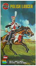 Airfix Polish Lancer #02553 - mint in box 54mm model cavalry kit - store stock