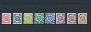 LO29098 Malaysia definitives taxation stamps fine lot MNH