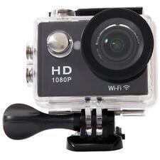 12MP WIFI Waterproof Sports Camera Travel Kit Action DV 1080P Full HD Cam Set