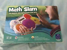 Educational Insights Math Slam Mathematics Game Homeschool Learning Resource