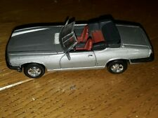 Voiture miniature Jaguar XJ-S V12 newray 1988 1/43 cabriolet convertible diecast