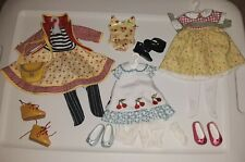 Mary Engelbreit Tonner 10 Ann Estelle outfit lot w/ shoes etc