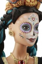 💀 Barbie Dia De Los Muertos Day of The Dead Doll In Hand & Ready to Ship New 💀