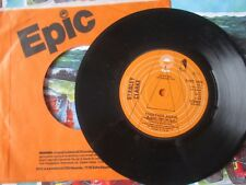 Stanley Clarke Together Again Epic Records S EPC 7920 Promo 7inch Vinyl Single