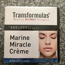 Transformulas Marine Miracle Creme 50ml BNIB Sealed