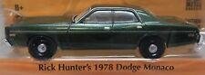 HUNTER CAR TV SHOW GREEN RICK 78 POLICE 1978 MONACO DODGE BOYS MOPAR GREENLIGHT