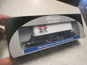 Athearn 99375  50' Flat With 40' Trailer  NH New Haven NMRA 2009 17200