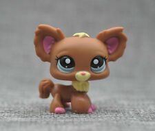 Chihuahua Chien Papillon #1623 LITTLEST PET SHOP LPS Loose Action Figure