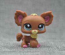 Chihuahua Chien Papillon #1623 LITTLEST PET SHOP LPS Loose Action Figure