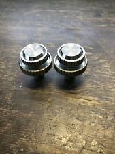 Lincoln Radio Knobs ** WEAR **