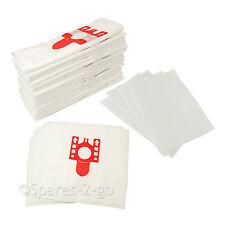 20 x Miele S326I S348 S348I S381 S4280 S4781 S348I2 FJM Dust Bags & 4 Filters