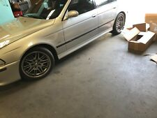 "1997-2003 BMW E39 original M5 OEM sport 18"" wheels rims 540i 530i 525i 528i 535i"