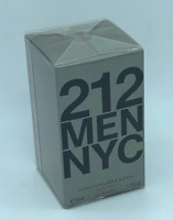 50ml Carolina Herrera 212 Men NYC Eau de Toilette Hombre 1.6 oz