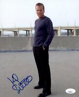 KIEFER SUTHERLAND Signed 24 JACK BAUER 8x10 Photo Autograph JSA COA Cert