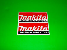 MAKITA DRILL SANDER POWER TOOLS GARAGE MAN CAVE TRUCK TOOL BOX STICKERS DECALS