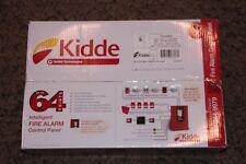 Kidde FX-64RD Fire Alarm Control Panel New