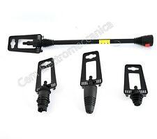 Lancia + Kit testine ugello rotante + ventaglio Idropulitrice LAVOR Ricambio