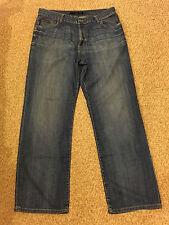 "Calvin Klein Homme Gents Jeans Taille 34"" Jambe 34"", bleu, poids léger"