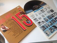 PAUL ANKA Sings His Big 15 Vol. 2 [ABC Paramount ABC 390] MONO WLP RARE