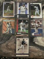 7 CARD LOT OF ALEX RODRIGUEZ W/INSERT NO DUPES YANKEES