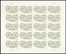 2015 Yes I Do Pane of 20 (2 Oz) Forever Postage Wedding Stamps Scott 5001