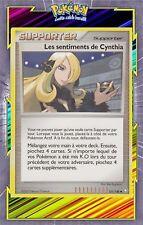 Les Sentiments de Cynthia - DP6 - 131/146 - Carte Pokemon Neuve Française