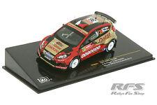 Ford Fiesta RRC - Rallye Australien 2014 - Al-Attiyah - 1:43 IXO RAM 591