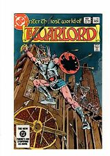 Warlord #75 NM- Jurgens Smith - Graemore Tara Lord Saber-Tooth