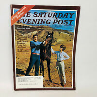 Saturday Evening Post September 2004 Happy Memories of Ronald & Nancy Reagan