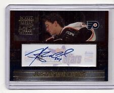 JUSTIN WILLIAMS 2001-02 BOWMAN YOUNG STARS CERTIFIED AUTOGRAPH SP/50 YSA-JW AUTO