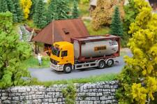 Faller 161483 Camion MB Actros L 02 Chemietransporter Échelle H0