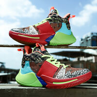 Men's Basketball Shoes High-top Boot Sports Sneaker Retro Athletic Shoes Fashion