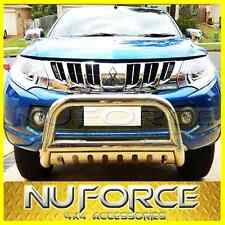 Mitsubishi Triton MQ (2015-2017) Nudge Bar / Grille Guard